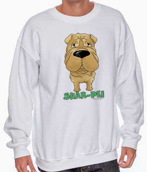 Big Nose Shar-Pei Shirts - More Styles and Colors Available