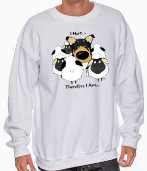 I Herd Tri Smooth Collie Shirts - More Styles and Colors Available