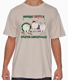 Nothin' Butt A Westie Christmas Tshirt