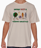 Nothin' Butt A Whippet Christmas Tshirt