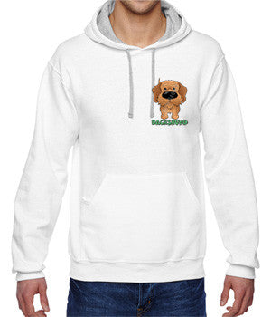 Wire Haired Dachshund (Big Nose) Sweatshirts - More Styles and Colors Available