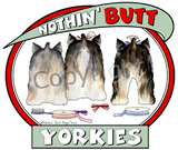 nothin' butt yorkies