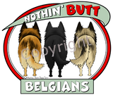 nothin' butt belgians