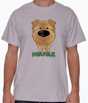 Big Nose Norfolk Shirts - More Styles and Colors Available