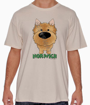 Big Nose Norwich Shirts - More Styles and Colors Available