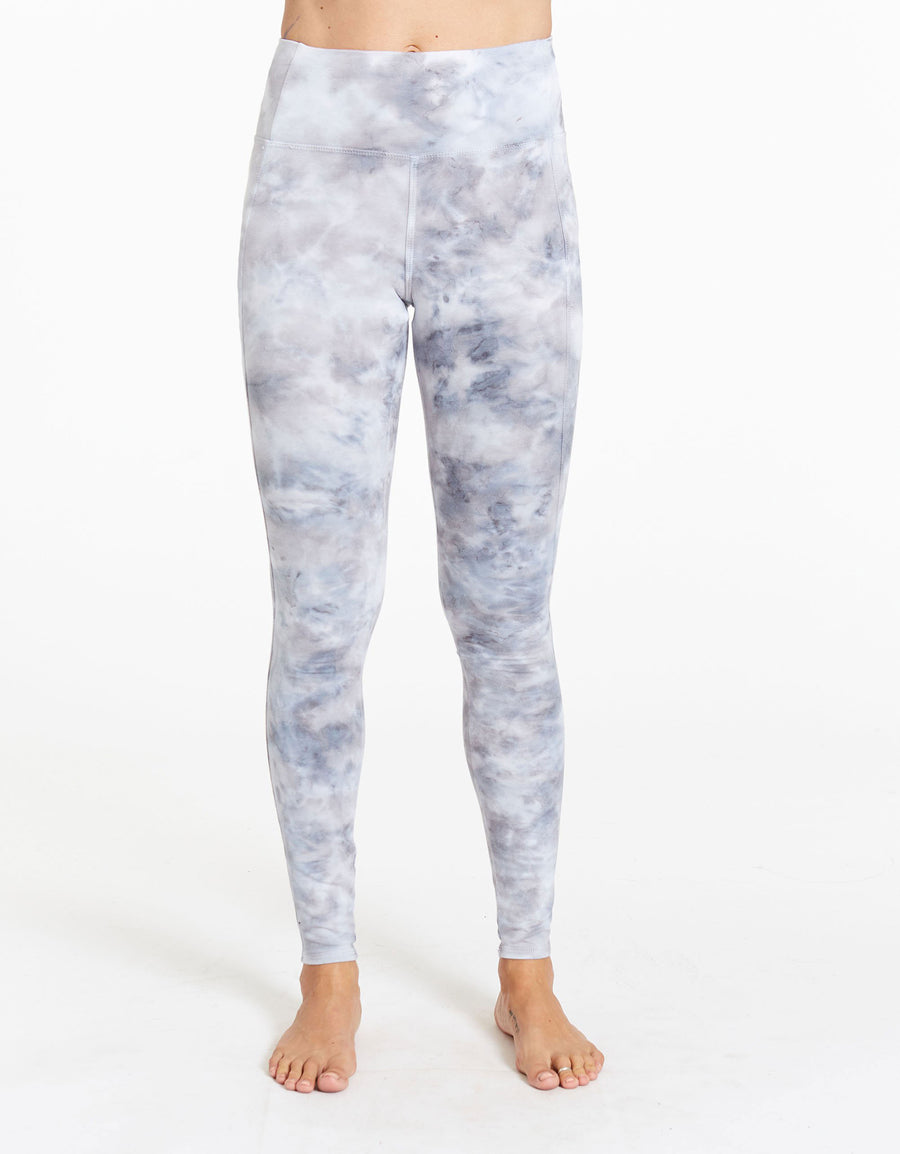 Organic Jersey High Waisted Leggings