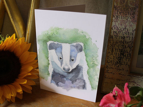 Greetings Card - Wildlife set of 5