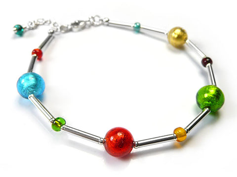 Murano Glass Bracelet - Jewel