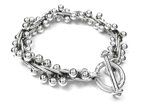 Silver Bracelet - Spratling Uniform Heavy