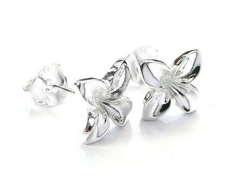 Silver Earrings - Blossom