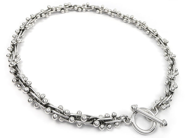 Silver Necklace - Spratling Slim