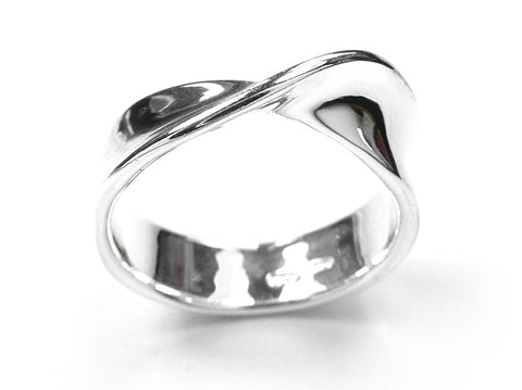 Silver Ring - Simple Twist