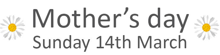 Save 10% for Mother's Day!