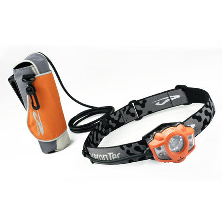 Princeton Tec Apex Extreme Headlamp Orange APXC-EXT