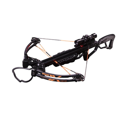Bear Archery Fortus Crossbow Package-Black