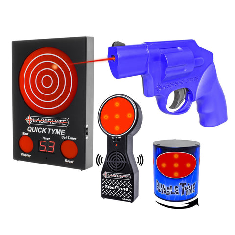 Laserlyte Shooting Gallery Laser Trainer Kit