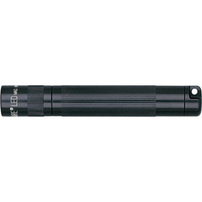 Mag Solitaire Single Cell Handy Torch - Lamp - AAA - Aluminum Casing - Black