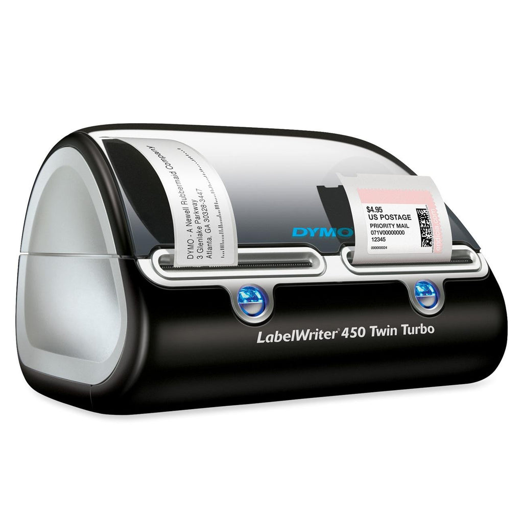 "Dymo LabelWriter Direct Thermal Printer - Monochrome - Label Print - 2.20"" Print Width - 1 Second Mono - 300 dpi - USB - 2.20"""