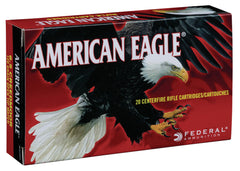 Federal AE65CRD2 American Eagle 6.5 Creedmoor 120 GR Open Tip Match 20 Bx/ 10 Cs