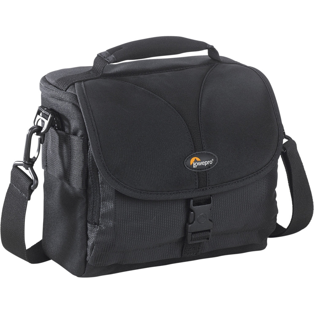 Lowepro Rezo 160 AW Carrying Case for Camera - Black - Water Resistant - MicroFiber, TXP