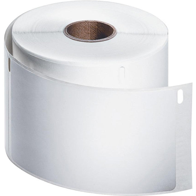 "Dymo Poly Shipping Label - 2.31"" Width x 4"" Length - 250 / Roll - Rectangle - 250/Roll - Polypropylene - White"