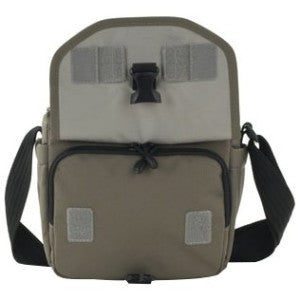 Lowepro Event Messenger 100 Carrying Case (Messenger) for Camera - Mica - Nylon PU