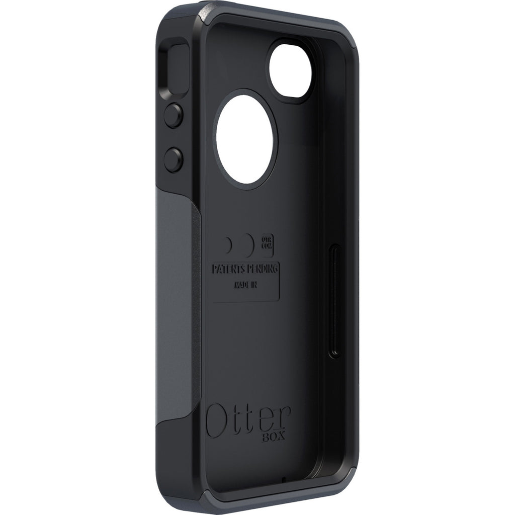 OtterBox iPhone 4 / 4S Commuter Series Case - iPhone - Black - Silicone, Polycarbonate