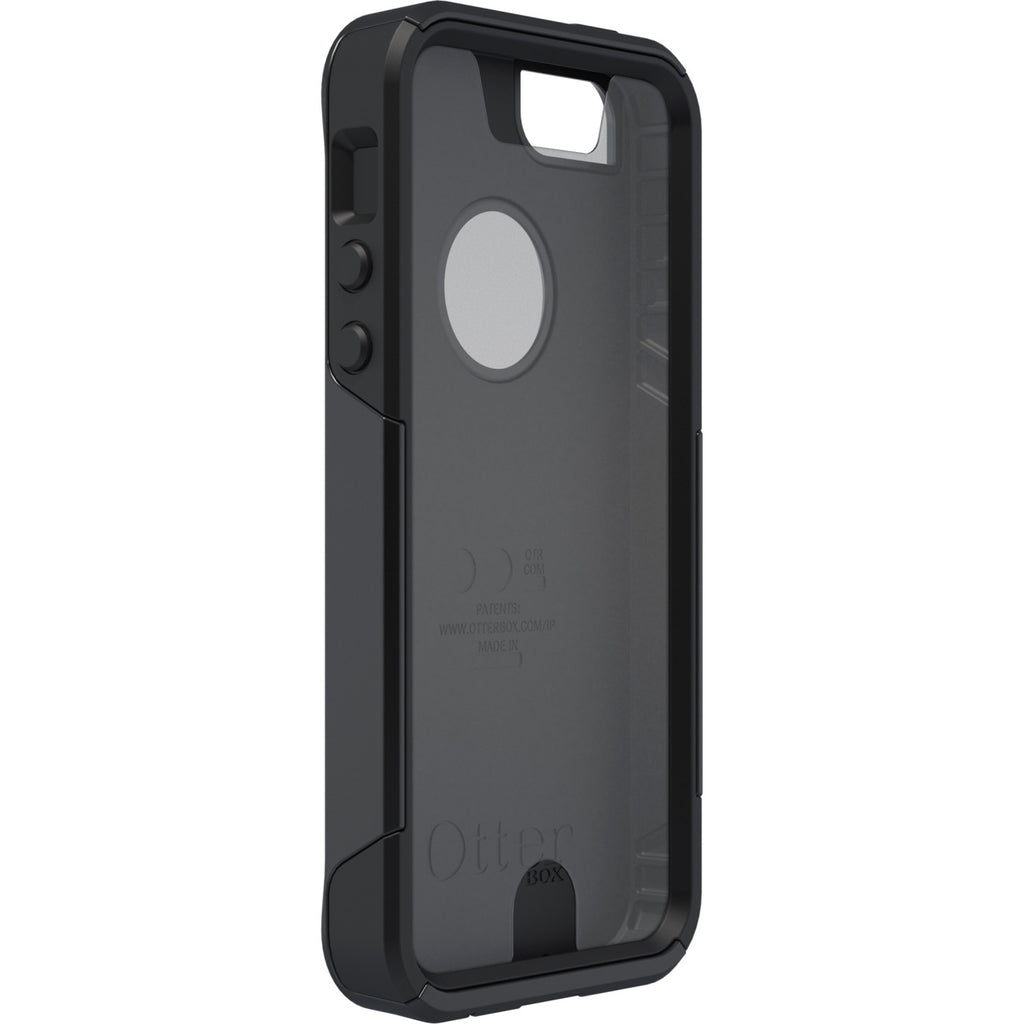 OtterBox iPhone 5 Commuter Series - iPhone - Black - Silicone, Polycarbonate, Rubber