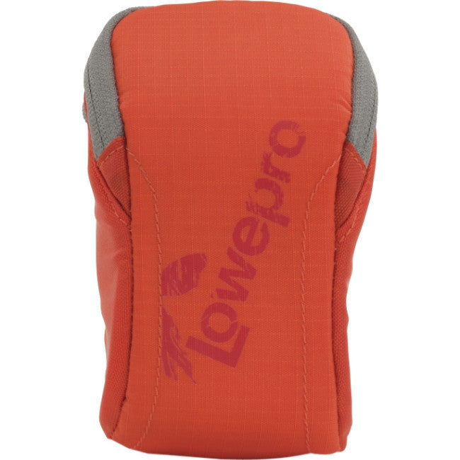 Lowepro Dashpoint 10 Carrying Case for Camera, Smartphone, Portable GPS Navigator - Pepper Red