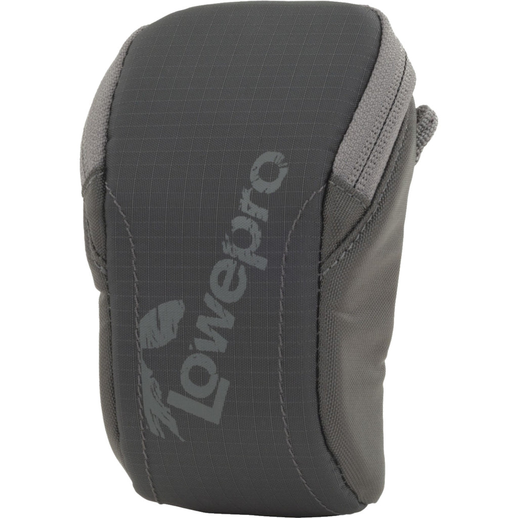 Lowepro Dashpoint 10 Carrying Case (Pouch) for Camera, Smartphone, Portable GPS Navigator - Slate Gray