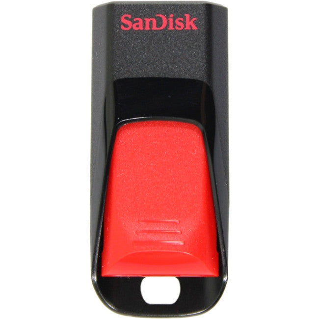 SanDisk Cruzer Edge USB Flash Drive - 8 GB - Encryption Support, Password Protection