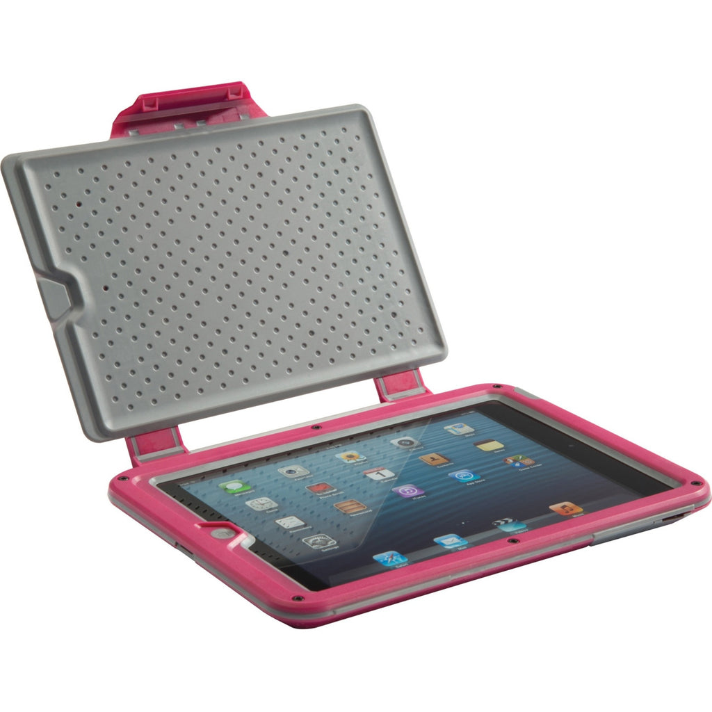 ProGear Vault Carrying Case for iPad mini - Magenta - Water Resistant Interior, Crush Proof Interior, Impact Resistance Interior, Dust Resistant Interior, Moisture Resistant Interior, Drop Resistant Interior, Rain Resistant, Snow Resistant