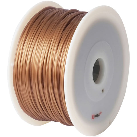 BuMat 1.75mm ABS Filament Cartridge - Gold - Gold