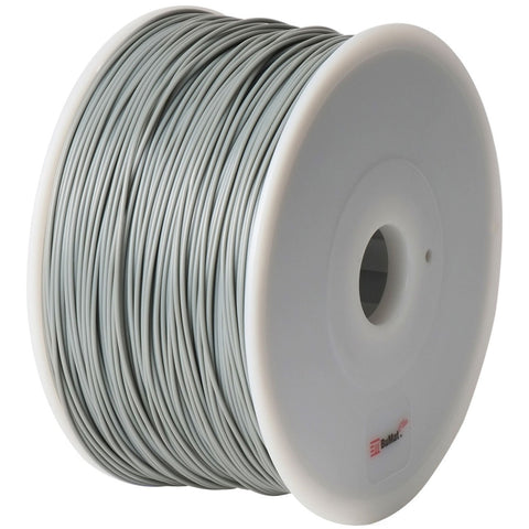 BuMat 1.75mm ABS Filament Cartridge - Gray - Gray