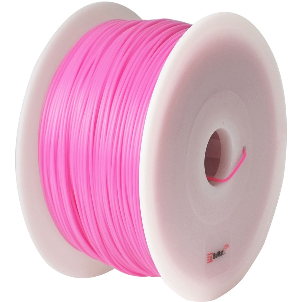BuMat 1.75mm ABS Filament Cartridge - Pink - Pink