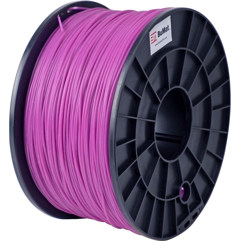BuMat 1.75mm ABS Filament Cartridge - Purple - Purple