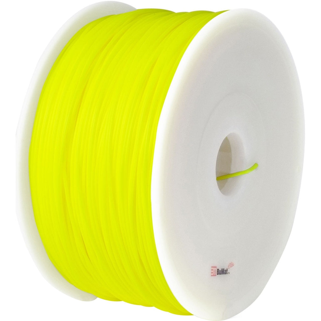 BuMat 1.75mm ABS Filament Cartridge - Yellow - Yellow