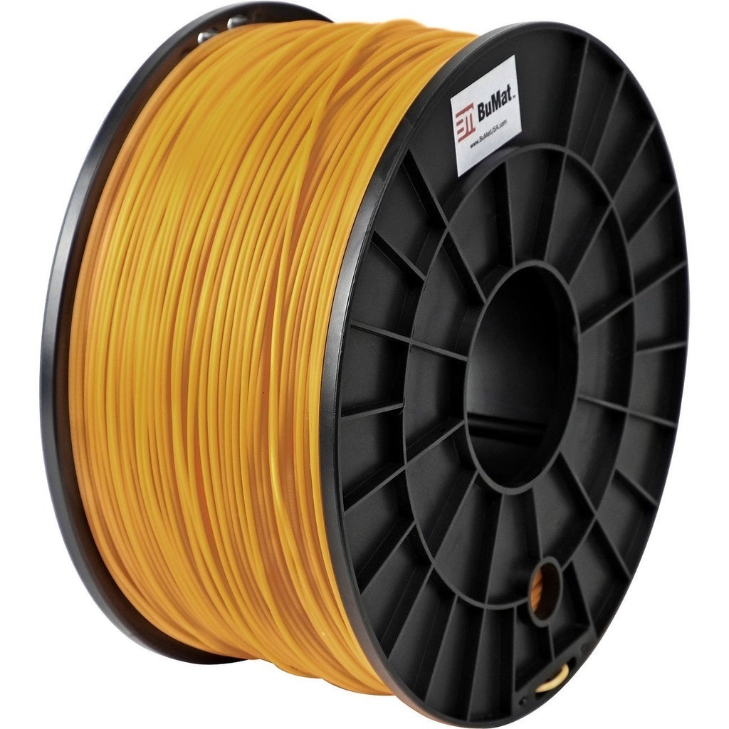 BuMat 1.75mm PLA Filament Cartridge - Gold - Gold
