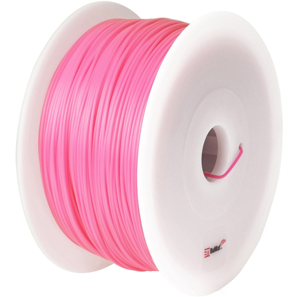 BuMat 1.75mm PLA Filament Cartridge - Pink - Pink