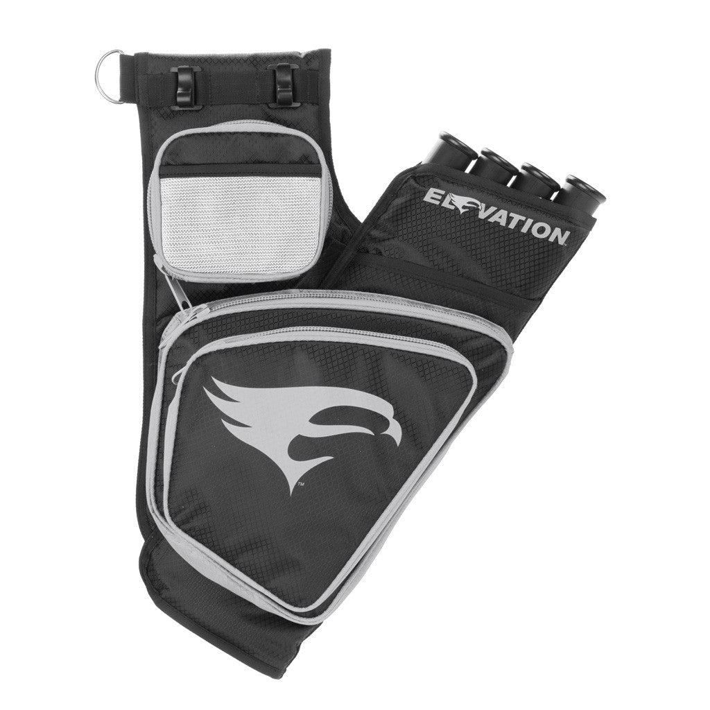 Elevation Transition Quiver Black/Silver 4 Tube LH
