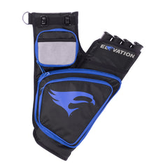 Elevation Transition Quiver Black/Blue 4 Tube RH