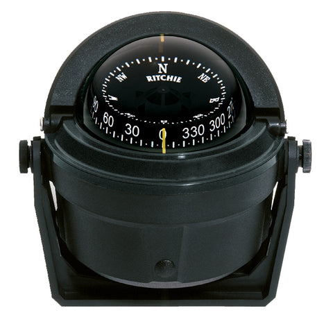 Ritchie B-81 Voyager Compass - Bracket Mount - Black