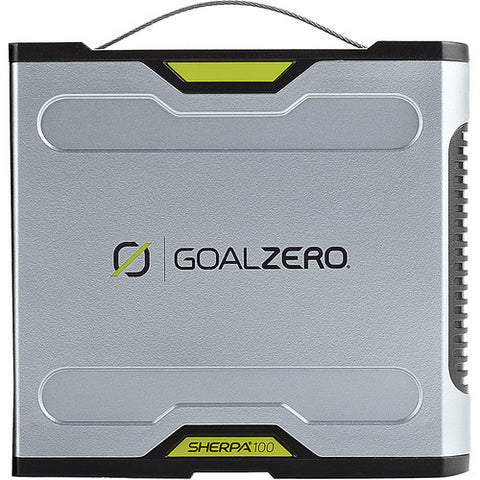 Goal Zero - Sherpa 100 Portable Recharger