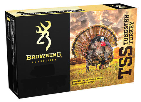 "Browning Ammo B193922030 TSS Tungsten  20 Gauge 3"" 1 1/2 oz 7,9 Shot - 5 Rounds"