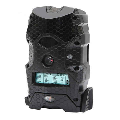 Wildgame Innovations Mirage 14 Lightsout Trail Camera-Black