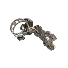 .30-06 OUTDOORS Aluma 4pin Bow Sight Camo w/Light and Level