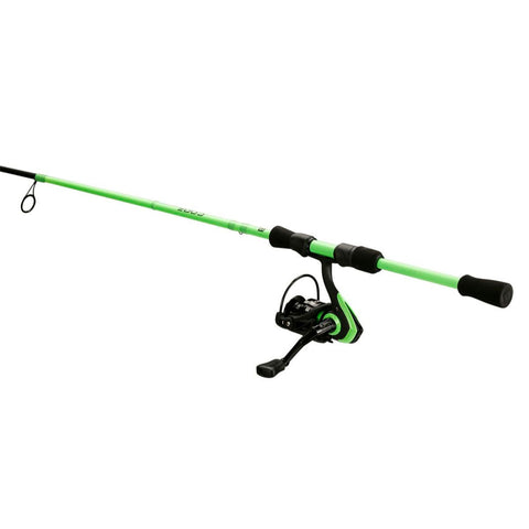 13 Fishing Code Neon 6 ft 7 in M Spinning Combo