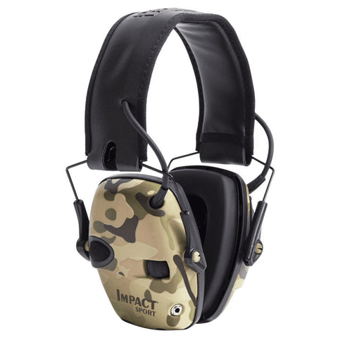 Howard Leight Impact Sport MultiCam Electronic Muff