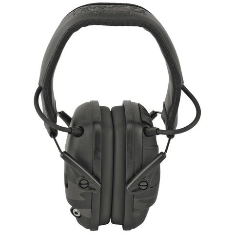 Howard Leight Impact Sport MultiCam Black Electronic Muff