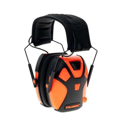 Caldwell Youth E Max Pro Earmuff Hot Coral